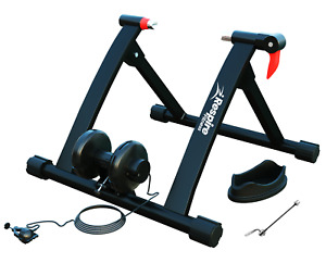 Magnetic Turbo Trainer Bike Stand for Road/Mountain Bicycle Indoor