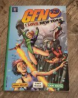 WILDSTORM GEN 13: I LOVE NEW YORK TPB  JOHN ARCUDI  GARY FRANK