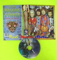 DVD el Rolling Stones Trick Or Treat WOW-147 Digipack 137 Minuti Mc LP VHS (DM1)