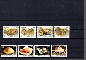 INDIA         WWF   SHELLS   1999.8   MNH     63