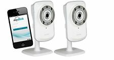 D-Link dcs-932l-b infra-rouge sans fil N Home IP Caméra réseau avec infra rouge