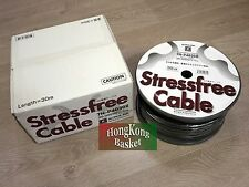 New ACROLINK Stressfree 7N-P4030II Power Cord 3 meter (Cable only, no plug)