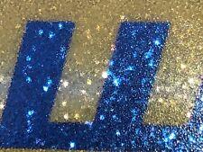 """1 Golden State Warriors """"Glitter - Bling"""" Chrome Metal License Plate Frame"""