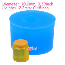 PEB544 12.2mm 3D Bottle Silicone Mold Mini Sweets Dollhouse Food Resin Soap