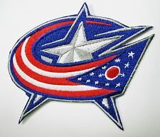 LOT OF (1) HOCKEY COLUMBUS BLUE JACKETS PATCH PATCHES APPROX:  ITEM # 78