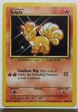 Vulpix 68/102 - NM / M - Base Set Pokemon Card - $1 Combined Shipping