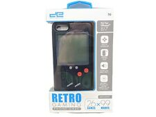 Retro Real Game Console 26 Games Play Phone Case for iPhone 7 8
