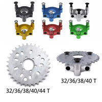 """32T-40T Sprocket /1.5"""" Adapter For 415 chain 80cc Motorized Bicycle Bike Moped"""