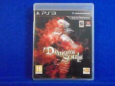 *ps3 DEMONS SOULS (CC) RPG Game PAL UK Demon's
