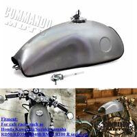 10L 2.6 Gallon Motorcycle Gas Fuel Tank For Cafe Racer Honda CB XS GS SR XV 750
