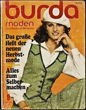 Burda Moden 09.1977