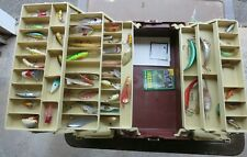Plano 8606 tackle box loaded with lures