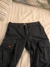 superdry cargo pants. Military issue edition. 28/32
