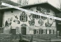 Mittenwald : Das Schlüpferhaus - um 1925      V 14-14