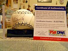 Brian Wilson Signed 2008 Official All Star Baseball PSA/DNA AA57881 SF Giants