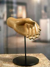 """Die Hände von ECHNATON und NOFRETETE - Amarna-Zeit """"Lovers hands"""""""