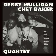 GERRY MULLIGAN-CHET BAKER QUARTET 180G LTD VINYL LP INC D/LOAD (NEW/SEALED)