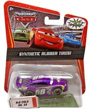 Disney Cars The World of Cars Synthetic Rubber Tires N2O Cola No. 68 Diecast Car