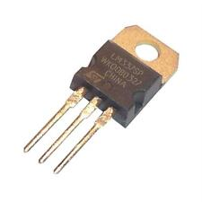 ST Neuf Lot de 2 Regulateurs Ajustable Negative LM337 LM337SP TO220
