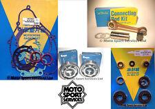 KX 65 2006-2018 Mitaka Bottom Engine Rebuild Kit Rod Mains Gasket Seal Kit