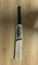 "Brian Lara (West Indies) signed MRF ""Master"" Authentic Cricket Bat + COA"