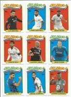 2019 Topps MLS All-Star Insert Cards (Hedges, Vela, Valeri, ++) U PICK EM LIST