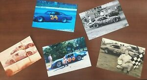 Racing photos from 1970's Bob Senneker