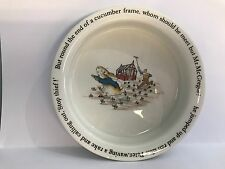 Peter Rabbit Bowl by Wedgewood