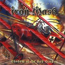 IRON MASK - SHADOW OF THE RED BARON (RE-RELEASE+BONUS)  CD NEW+