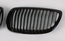 Griglia anteriore Grill per BMW e92 COUPE e93 Cabrio m3 LCI NERO LUCIDO LACCATO