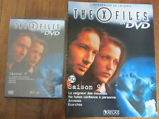The X-Files volume 50 (Chris Carter), DVD + Fascicule, SF/Fantastique, NEUF!!