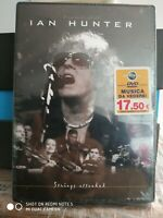 Ian Hunter - Strings Attached PAL DVD NUOVO SIGILLATO