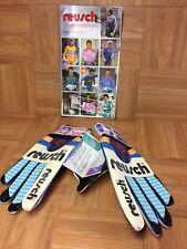 VTG🔥 Reusch Bundesliga Goalkeeper Football Soccer Gloves Germany PRO AM Deluxe