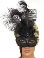 Burleske Augenmasken-Maskerade