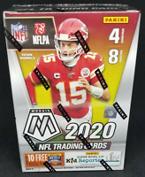 2020 Panini Mosaic Football NFL Blaster Box Factory Sealed. SHIPS FAST