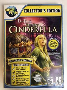 Dark Parables The Final Cinderella - Collector's Edition - PC - New