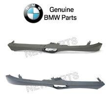 BMW E46 3 Series Pair Set of Left & Right Lower Headlight Trims Primered Genuine