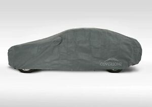 Tailored Breathable Stormforce Car Cover Toyota Starlet Hatchback 1985-1999 F74
