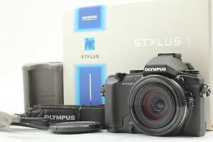 【N MINT++ in Box】Olympus Stylus 1s 12MP 10.7x Zoom Digital Camera by FedEx JAPAN