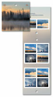 2018 Weather Wonders: Permanent Domestic Stamps Booklet of 10 stamps MNH