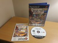 Road Trip Adventure - Sony PlayStation 2 - PS2 - Complete - PAL