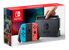 Consolas Nintendo switch Azul/rojo Neón