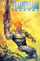 Terminator Endgame #1 1992 FN Stock Image