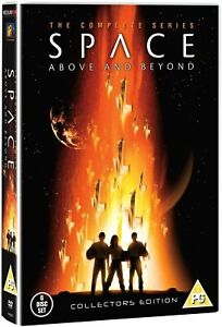 SPACE - ABOVE AND BEYOND COMPLETE SERIES COLLECTOR'S EDITION DVD Boxset New