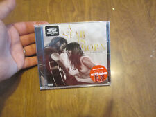 Lady Gaga & Bradley Cooper A Star Is Born CD W/ POSTER 2018 Exclusive Target