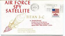 1976 Titan 3-C Air Force Spy Satellite Complex 40 Cape Canaveral Station USA SAT