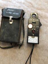 vintage kaise clamp meter