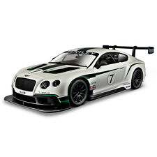 BENTLEY CONTINENTAL GT3 Racing 1:24 scale diecast model metal die cast models