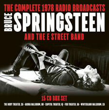 Bruce Springsteen & The E Street Band the Complete 1978 Radio Broadcasts 15xcd