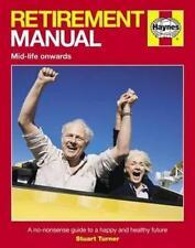 pensionamento MANUALE (PBK) (manuale haynes) DI STUART TURNER LIBRO TASCABILE